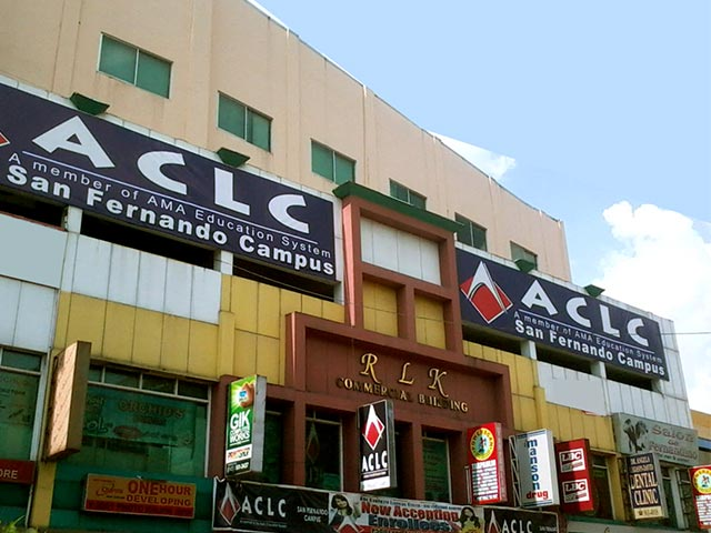aclc branch San Frenando