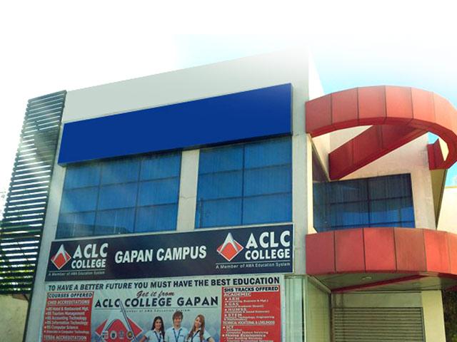 aclc branch Gapan