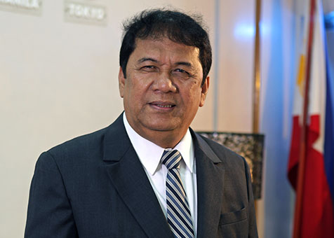 Mr. Bayani Nazal