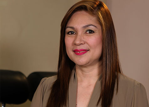 Ms. Eileen Aquino