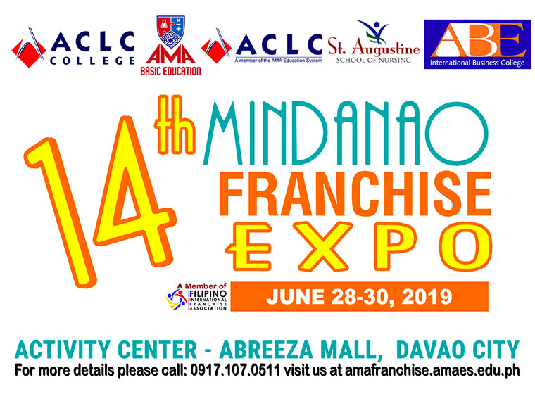 14th Mindanao Franchise Expo